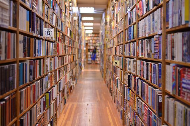 Shelf for bookshelves